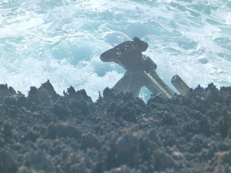 SS Hesleyside (wreck), Schooner Bay Abaco (Keith Salvesen) O4