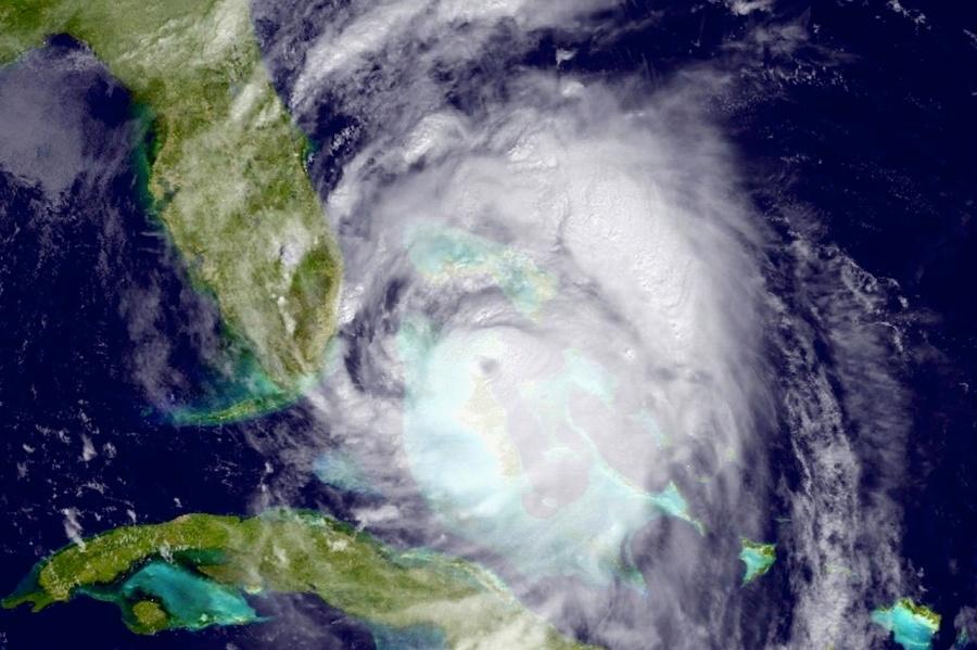 Hurricane Matthew (Satellite View - NASA)