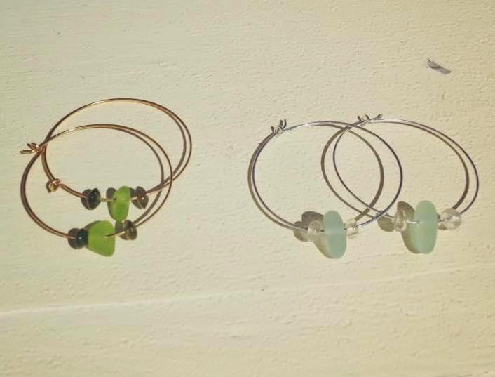 Sea Glass & Jewellery, Abaco, Bahamas (Two Island Chicks)