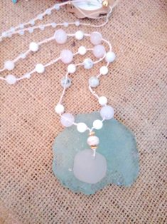 Sea Glass & Jewellery, Abaco, Bahamas (Two Island Chicks)