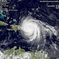 HURRICANE MARIA: TRACKING UPDATE for SEP 20th (Abaco, Bahamas)