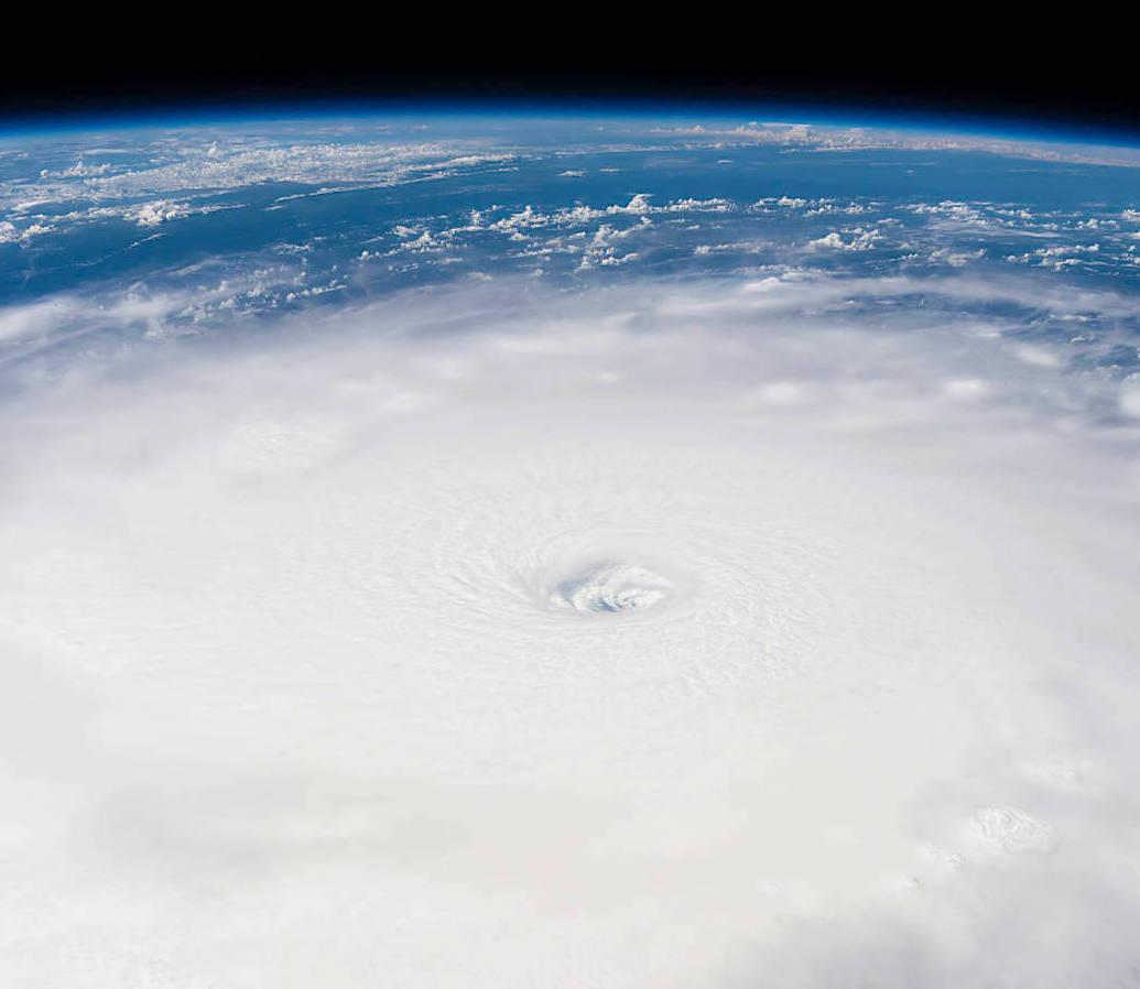 Hurricane Irma NASA
