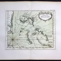MAPPING ABACO: BELLIN'S MAP 1764