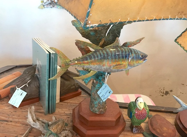 Pete's Pub & Gallery / The Johnston Foundry Little Harbour Abaco (Keith Salvesen)