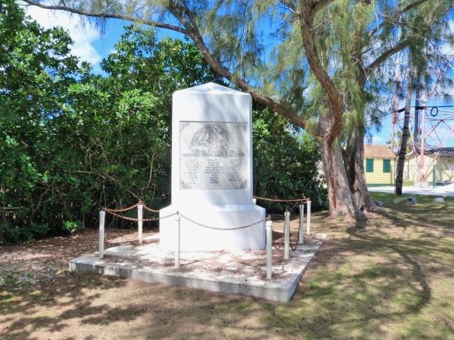 Tribute Monument to the Sailing Smacks of Cherokee Abaco (Keith Salvesen)