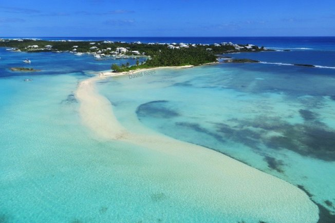 Tahiti beach, Elbow Cay, Abaco Bahamas (David Rees)