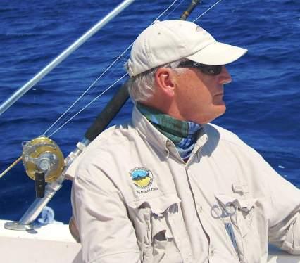 Keith Salvesen, Abaco Bahamas